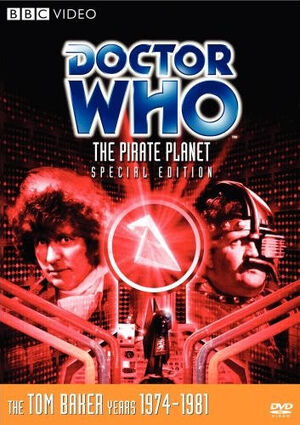 Pirate planet special edition us dvd