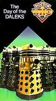 Day of the daleks us vhs