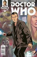 Ninth doctor ongoing issue 13a