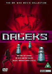 Daleks movie collection uk dvd
