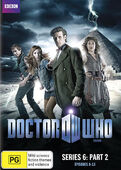 Series 6 part 2 australia dvd