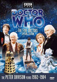 Five doctors special edition us dvd