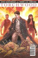 Torchwood comic 1a