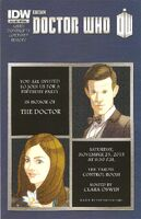 Doctor who blu ray special comic