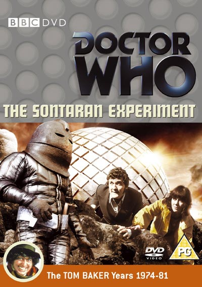Sontaran experiment uk dvd