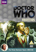 Frontios uk dvd