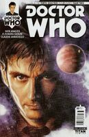 Tenth doctor year 2 issue 2a