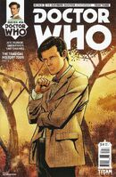 Eleventh doctor year 3 issue 4a