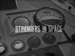 Strangers in space