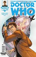 Eighth doctor issue 5a