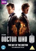 Day of the doctor uk dvd