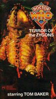 Terror of the zygons australia vhs