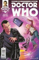 Ninth doctor ongoing issue 12a
