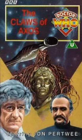 Claws of axos uk vhs