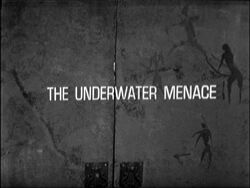 Underwater menace