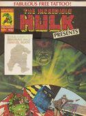 Incredible hulk presents 1