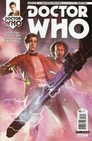 Eleventh doctor year 2 issue 2a