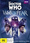 Web of fear australia dvd