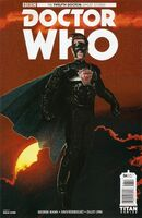 Twelfth doctor ghost stories issue 4a
