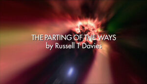 Parting of the ways