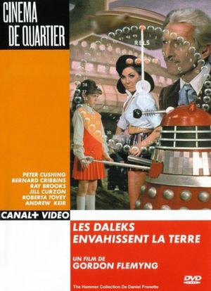 Daleks invasion earth france dvd