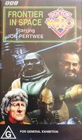 Frontier in space australia vhs