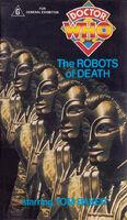 Robots of death australia vhs