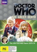 Green death special edition australia dvd
