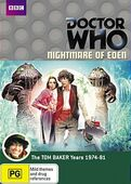 Nightmare of eden australia dvd