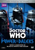 The Power of the Daleks US DVD