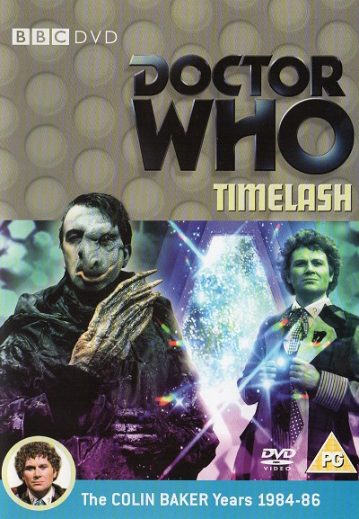 Timelash uk dvd