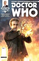 Twelfth doctor issue 15a