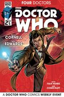 Four doctors issue 2a