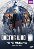 Time of the doctor us dvd