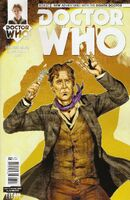 Eighth doctor issue 2a
