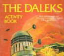 The Daleks Activity Book