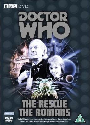 Rescue romans uk dvd