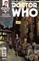 Twelfth doctor year 2 issue 9a