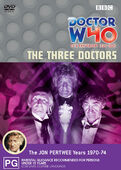 Three doctors australia dvd