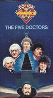 Five doctors us vhs