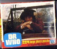 Dr who jigsaw bessie
