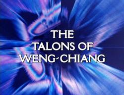 Talons of weng chiang
