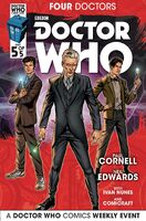 Four doctors issue 5a