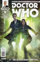 Twelfth doctor issue 16a
