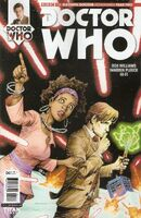 Eleventh doctor year 2 issue 4a