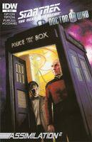 Star trek doctor who 5