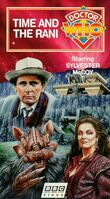 Time and the rani us vhs