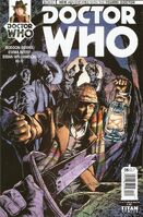 Fourth doctor issue 5a