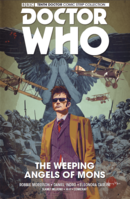 Tenth doctor volume 2 weeping angels of mons