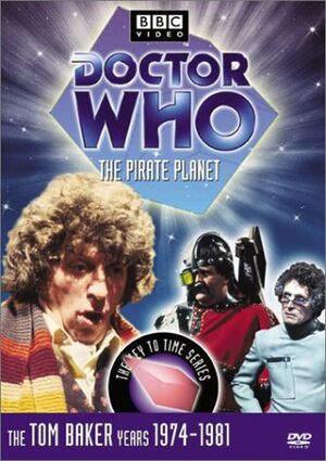 Pirate planet us dvd